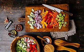5 leichte Sommer-Salate