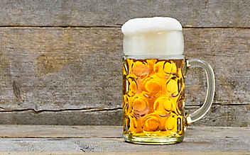 So zapft man Bier richtig