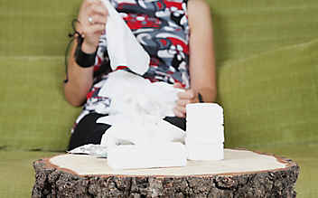 Wie man eine Sommergrippe vermeidet