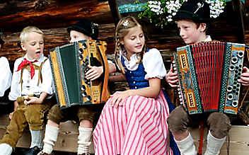 Veranstaltungs-Tipp: Walder Bauernherbst (Sbg.)