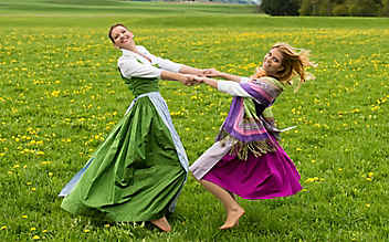 6 gaudireiche Kirtage in Österreich