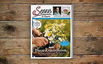 Das Septemberheft von Servus ist jetzt erhältlich!
