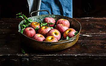 5 feine Rezepte mit Apfel