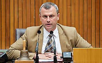 Verkehrsminister Hofer will Tempo 140 ausweiten