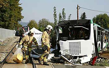 Nach Crash: Bahnübergänge werden nachgerüstet
