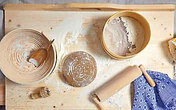 Mit diesen Küchenhelfern aus Holz kocht es sich leichter