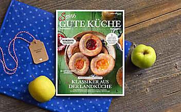 Neu: Servus Gute Küche Herbst/Winter 2018