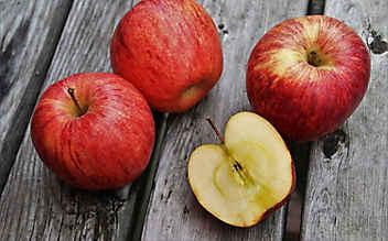 So bleibt der geschnittene Apfel frisch