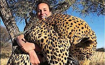 Foto einer Jägerin sorgt für Entsetzen