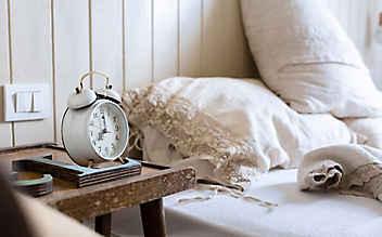 Warum man mit natürlichen Materialien besser schläft