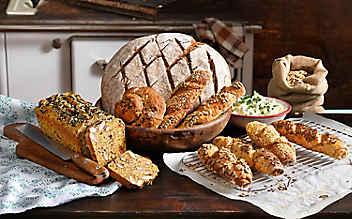 5 Brot-Rezepte für Feinschmecker