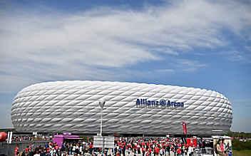 Fußball: Deutschland richtet EM 2024 aus