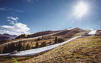 Früher Start in Wintersaison in Kitzbühel hat ein Nachspiel