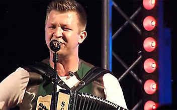 Volksmusiker wurde bei Auftritt zum Lebensretter
