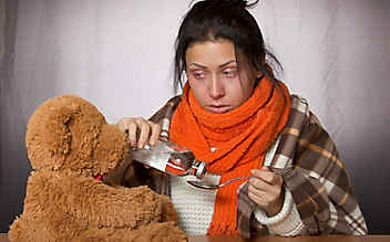 Grippewelle rollt an