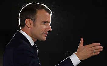 Anschlag auf Macron geplant: Sechs Verhaftungen