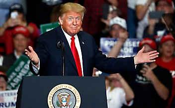 US-Kongresswahlen: Sieg und Niederlage für Trump