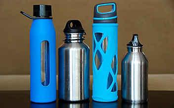 Nur so wird Ihre Trinkflasche wirklich sauber