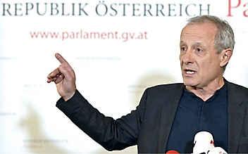 Wahlkampfkosten: Liste Pilz zeigt ÖVP und FPÖ an