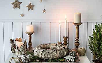 3 dekorative Ideen mit Birkenrinde