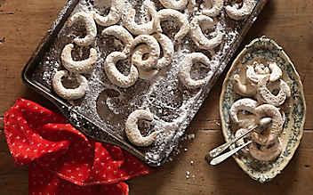 Das Vanillekipferl: 5 Fakten zu dem Weihnachtsgebäck