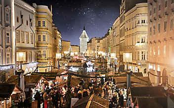 6 traditionelle Adventmärkte in Oberösterreich