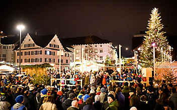 7 traditionelle Adventmärkte in Vorarlberg