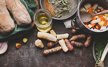 7 Rezepte für wärmende Suppen