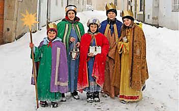 Heilige Drei Könige: Brauchtum zum Dreikönigstag