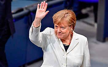 Merkel gibt Österreichs Pkw-Maut-Klage keine Chance