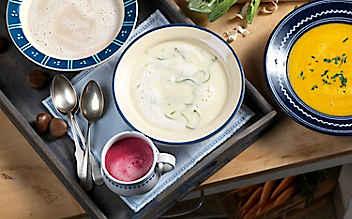 Pastinaken-Mangold-Suppe