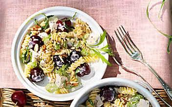 Geflügel-Nudel-Salat