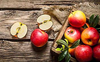 Apfeltee