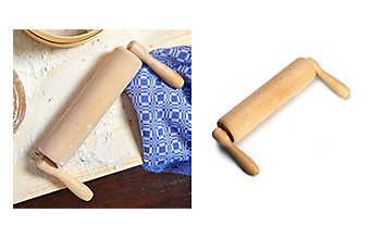 Hausrucker Nudelholz