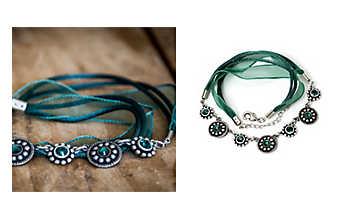 Gmundner Trachten-Halskette