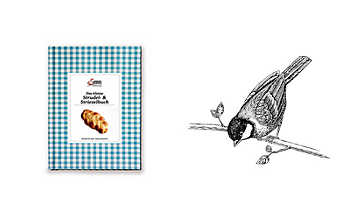 Das kleine Strudel- & Striezelbuch
