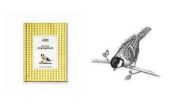 Das kleine Singvogelbuch