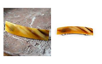Haarspange aus Horn