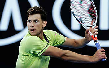 Die Australian Open mit Dominic Thiem ab Jänner LIVE bei ServusTV