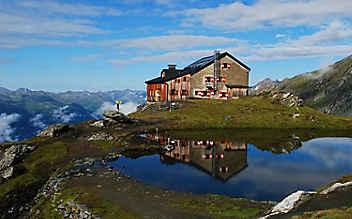 Horizont - Alpine Hüttenträume