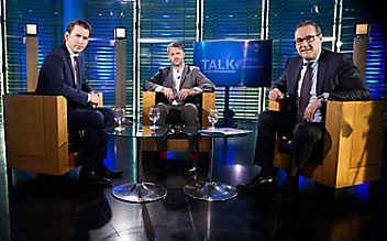 Die besten Sager von Sebastian Kurz und Heinz-Christian Strache beim Talk im Hangar-7