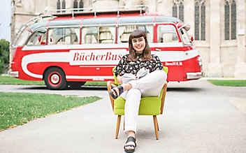 Unsere ServusTV-Moderatoren: Theodora Bauer