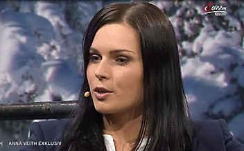Anna Veith im Sporttalk