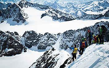 So wird man Berg- und Skiführer in Österreich