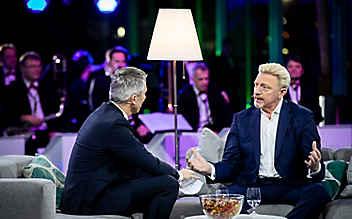 Boris Becker im Talk: Seine besten Aussagen