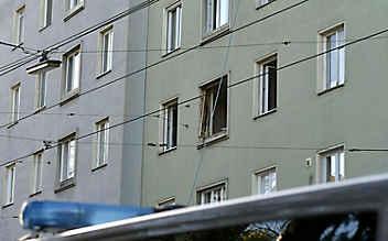 Gasexplosion in Wohnhaus: Ein Schwerverletzter