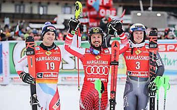 Nächster Rekord: Hirscher nach 63. Sieg Nummer eins im ÖSV