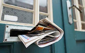 10.000 Flyer nicht zugestellt: Post entschädigt Unternehmer mit 20 Euro