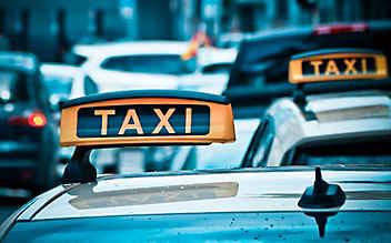 """Taxi-Test: Schwere Verfehlungen durch """"Problemtaxler"""""""