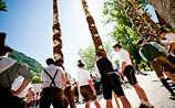 Veranstaltungs-Tipp: Prozession der Prangstangen (Sbg.)
